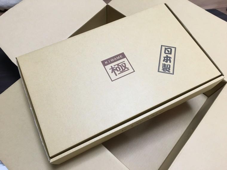 002_開封レビュー_RIVERLIGHT_極フライパン26cm12K26